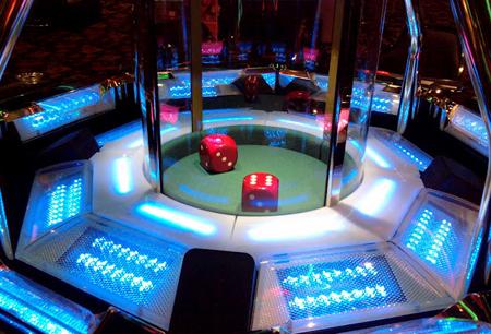 Casino golden san isidro