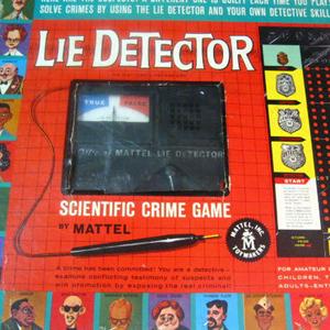 Lie detector buy